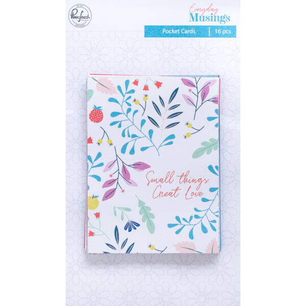 Pinkfresh Studio - Everyday Musings Pocket Cards
