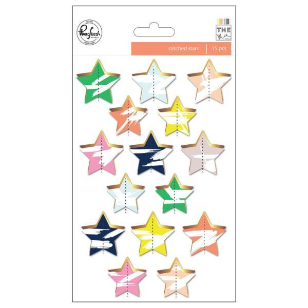 Pinkfresh Studio - The Mix No. 2 Stitched Stars