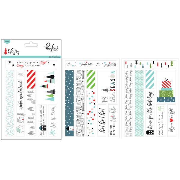 Pinkfresh Studio - Oh Joy Washi Stickers