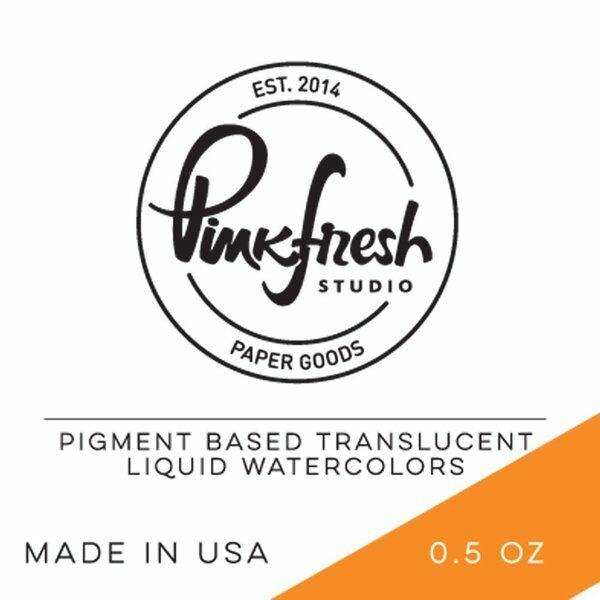 Pinkfresh Studio Watercolor - Clementine
