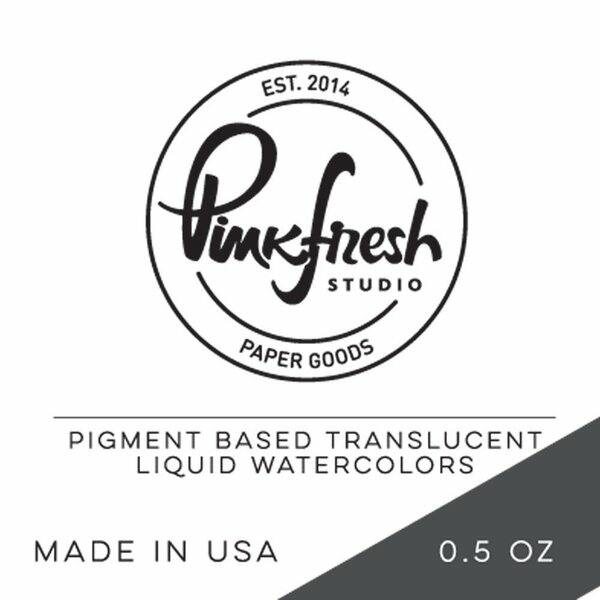 Pinkfresh Studio Watercolor - Licorice