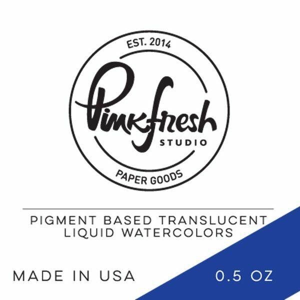 Pinkfresh Studio Watercolor - Sapphire