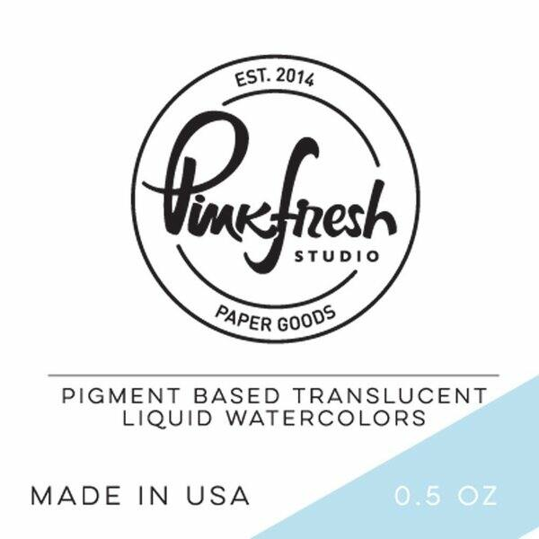 Pinkfresh Studio Watercolor - Sky Blue