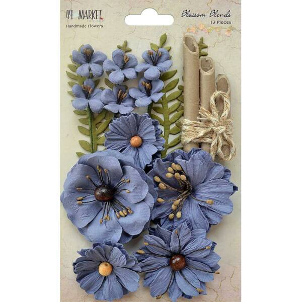 49 And Market Seaside Blooms - Bluebell