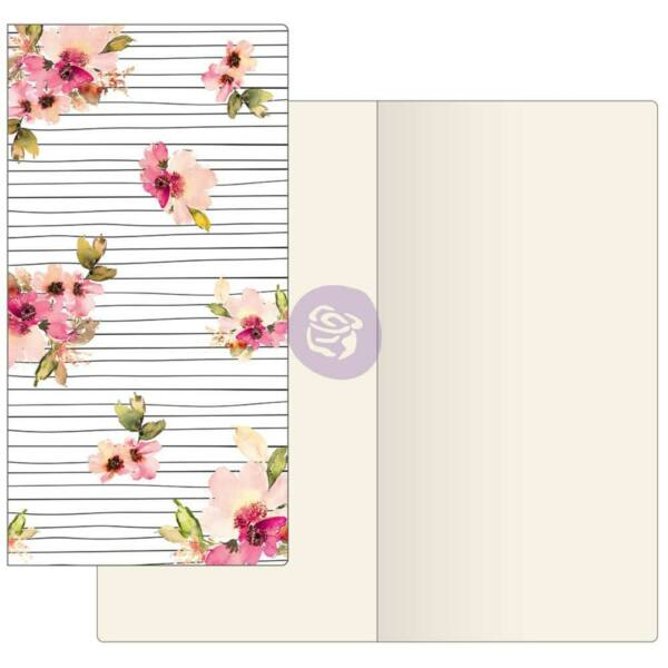 Prima Traveler's Journal Notebook Refill Ivory Paper - Scribbles