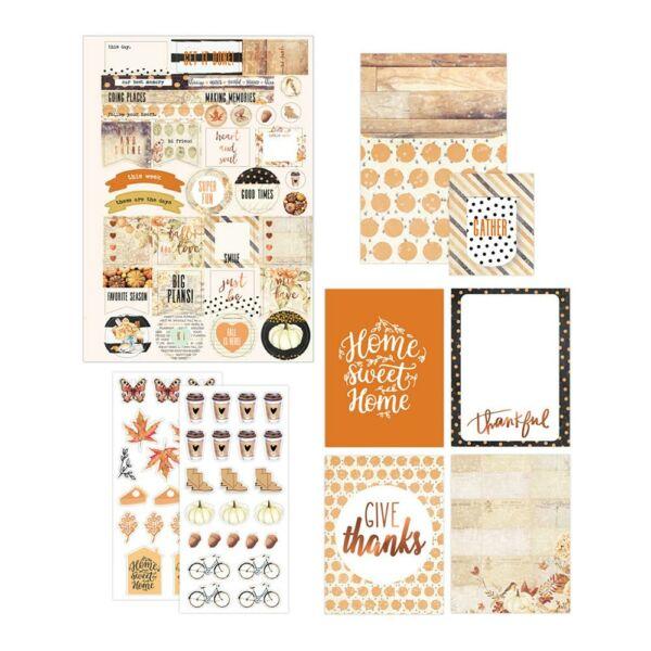 Prima Marketing - Amber Moon Planner Goodie Pack