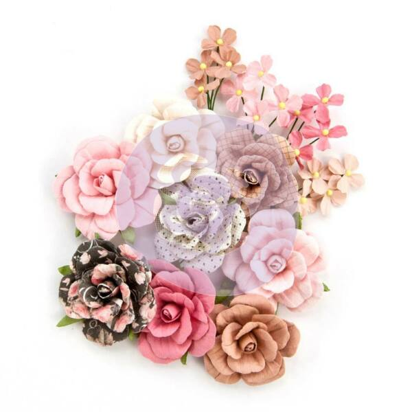 Prima Marketing - Amelia Rose Flower - Love and Luck