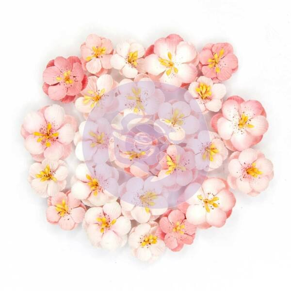 Prima Marketing - Cherry Blossom Flower - Serene
