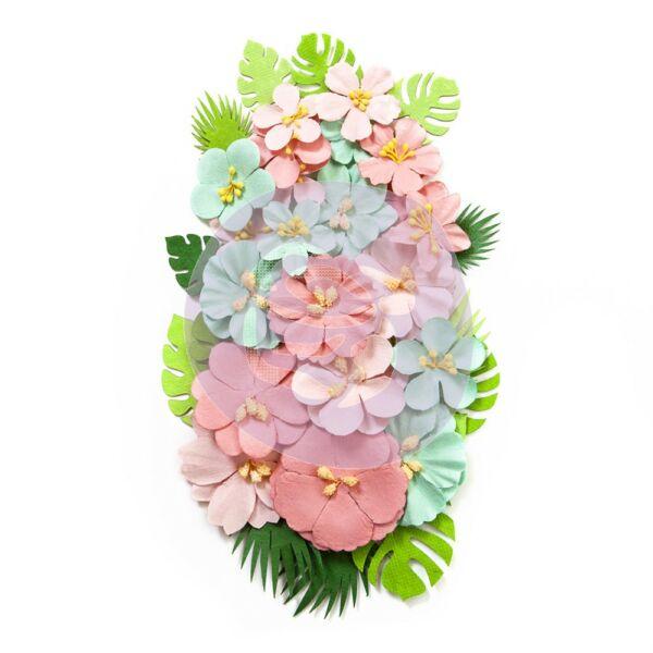 Prima Marketing - Havana Paper Flower - Camila