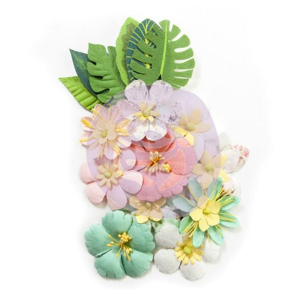 Prima Marketing - Havana Paper Flower - Verita