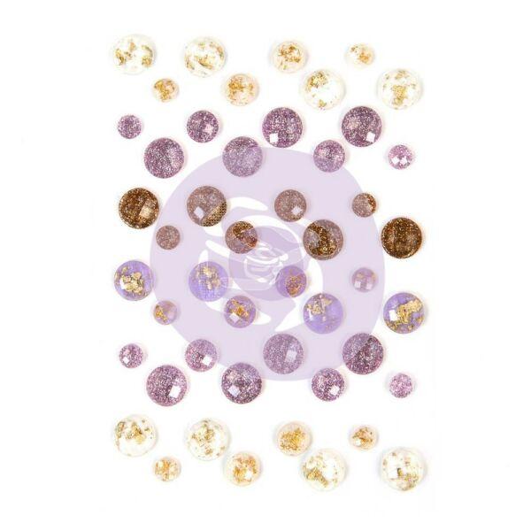 Prima Marketing - Lavender Say It In Crystals