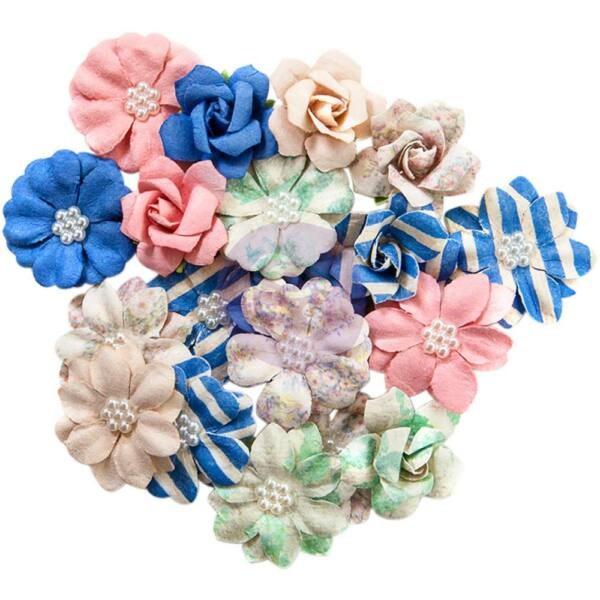 Prima Marketing - Santorini Paper Flowers - Firostefani