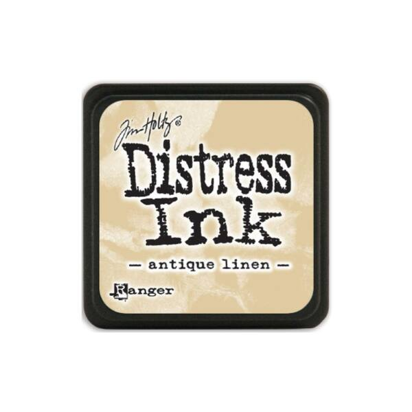 Ranger - Tim Holtz - Mini Distress Ink Pad - Antique Linen