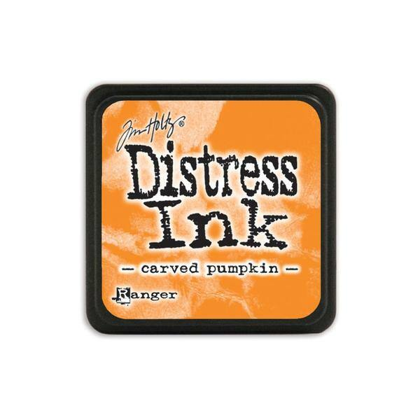 Ranger - Tim Holtz - Mini Distress Ink Pad - Carved Pumpkin
