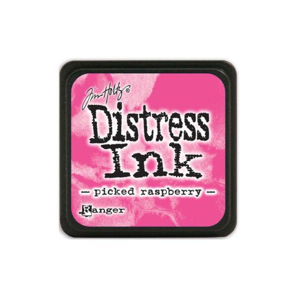 Ranger - Tim Holtz - Mini Distress Ink Pad - Picked Raspberry