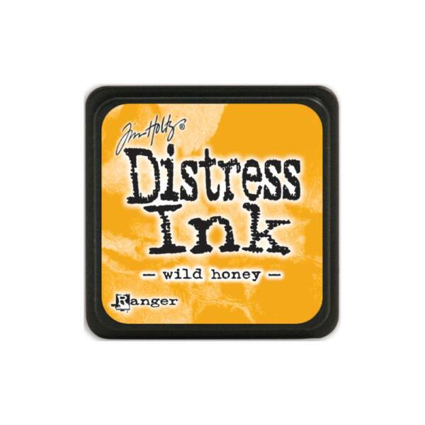 Ranger - Tim Holtz - Mini Distress Ink Pad - Wild Honey