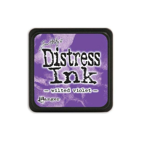 Ranger - Tim Holtz - Mini Distress Ink Pad - Wilted Violet