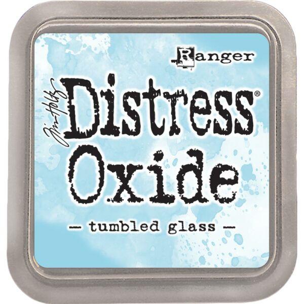 Tim Holtz Distress Oxide Ink Pad - Tumbled Glass
