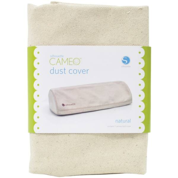 Silhouette Cameo Canvas Dust Cover - Natural
