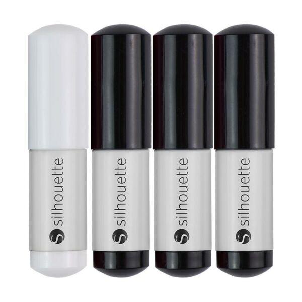 Silhouette Sketch Pens - Black & White