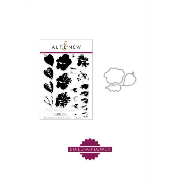 Altenew Build-A-Flower: Hibiscus
