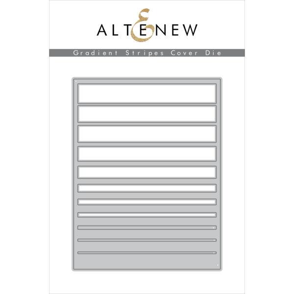 Altenew Gradient Stripes Cover Die