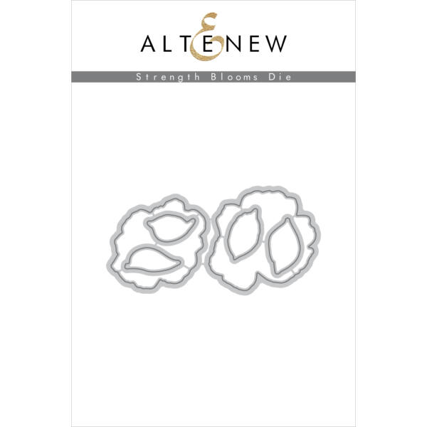 Altenew Strength Blooms Die Set