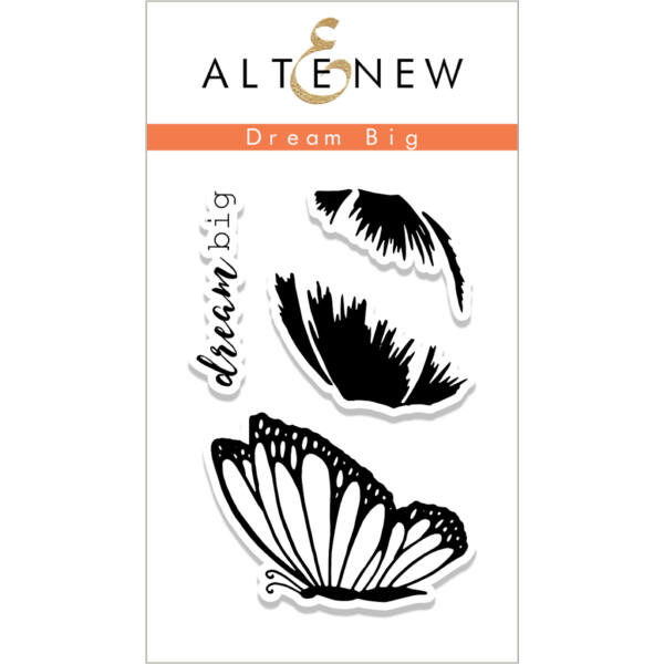 Altenew Dream Big Stamp Set