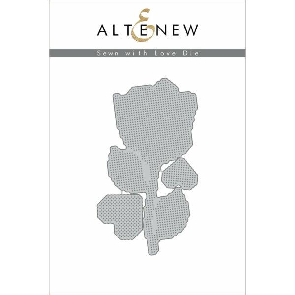Altenew Sewn with Love Die Set