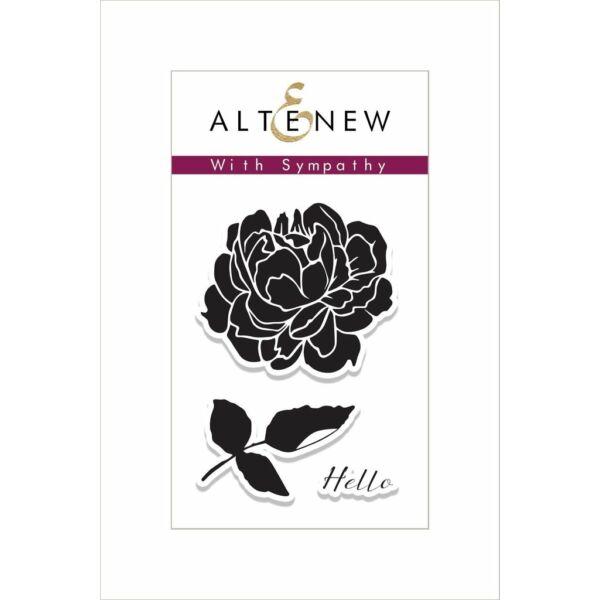 Altenew With Sympathy Die Set