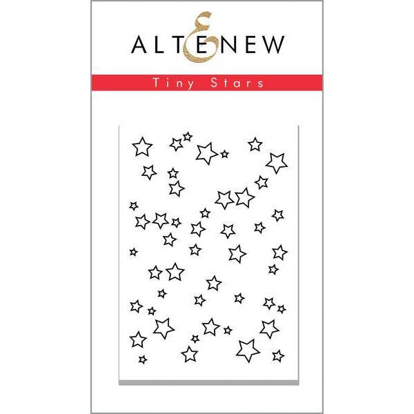 Altenew Tiny Stars Stamp Set