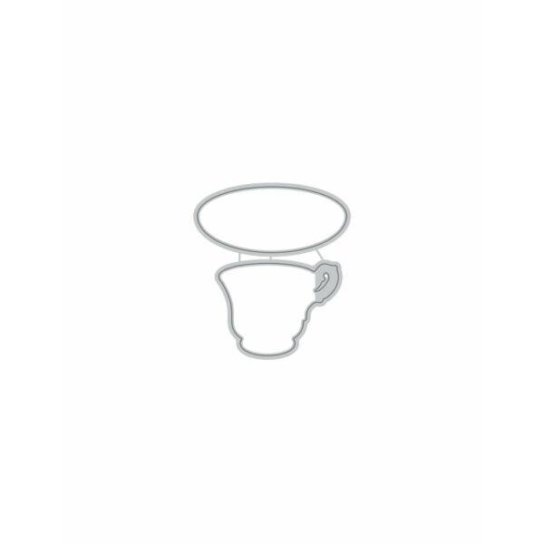 Altenew Vintage Teacup Die Set