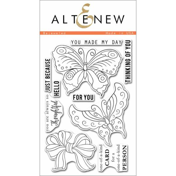 Altenew Bejeweled Stamp Set