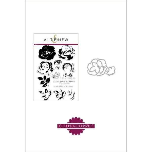 Altenew Build-A-Flower: Rose