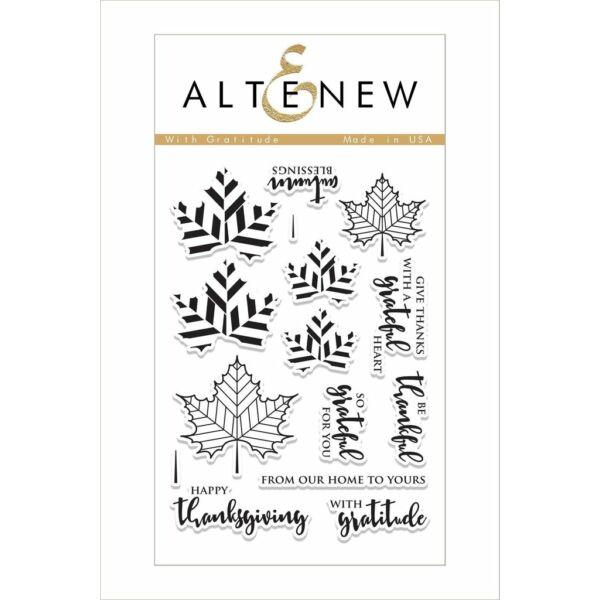 Altenew With Gratitude Stamp Set