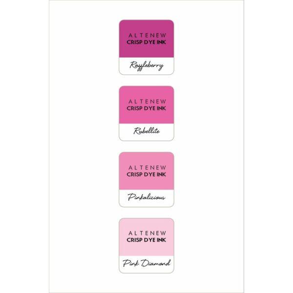 Altenew Mini Ink Cube Set - Cherry Blossom