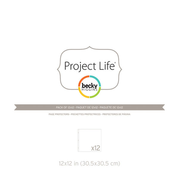 Project Life - Becky Higgins 12