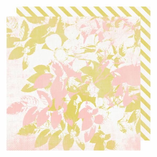 Heidi Swapp - Emerson Lane 12x12 Paper - Sweet Nothings