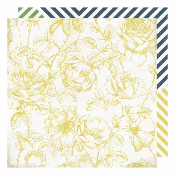 Heidi Swapp - Emerson Lane 12x12 Paper - Pretty Please