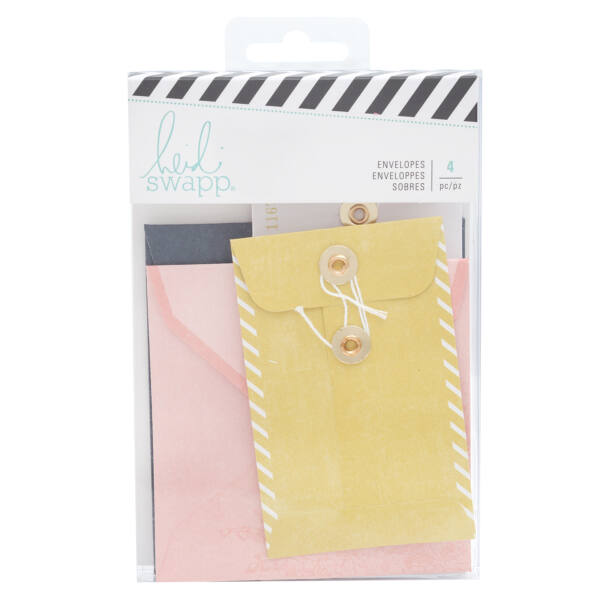 Heidi Swapp - Emerson Lane - Envelopes (4 Piece)