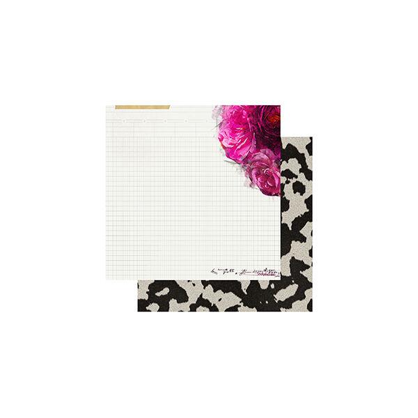 Heidi Swapp - Hawthorne 12x12 Paper - Hayden