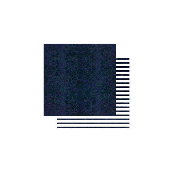 Heidi Swapp - Hawthorne 12x12 Paper - Nightfall