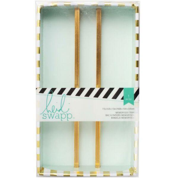 Heidi Swapp Memorydex Card Tray