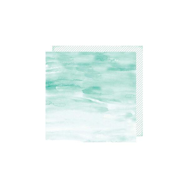 Heidi Swapp - Pineapple Crush 12x12 Paper - Breezy