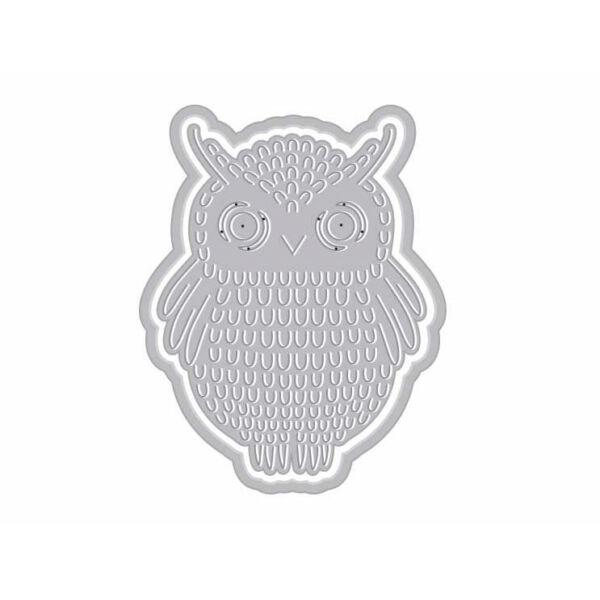 Hero Arts Paper Layering Owl Die