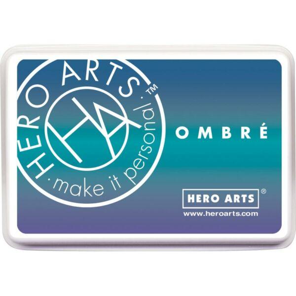 Hero Arts Ombre Ink Pad - Mermaid
