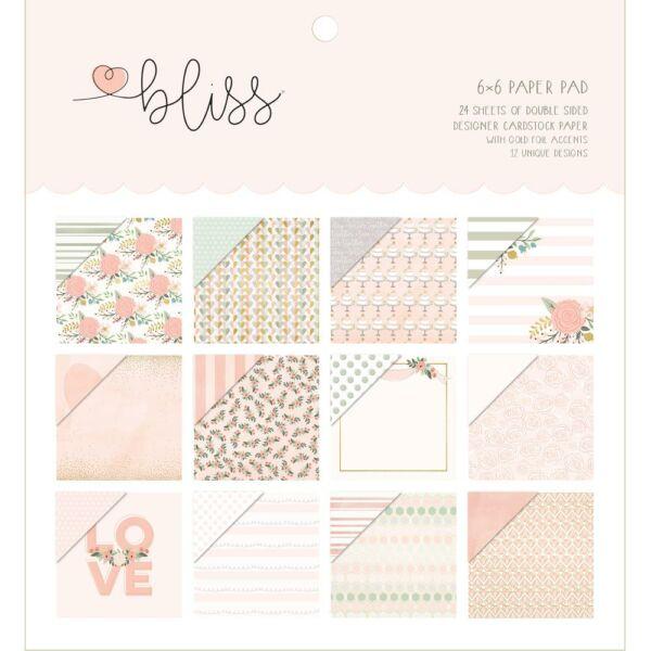 My Mind's Eye - Bliss 6x6 Paper Pad
