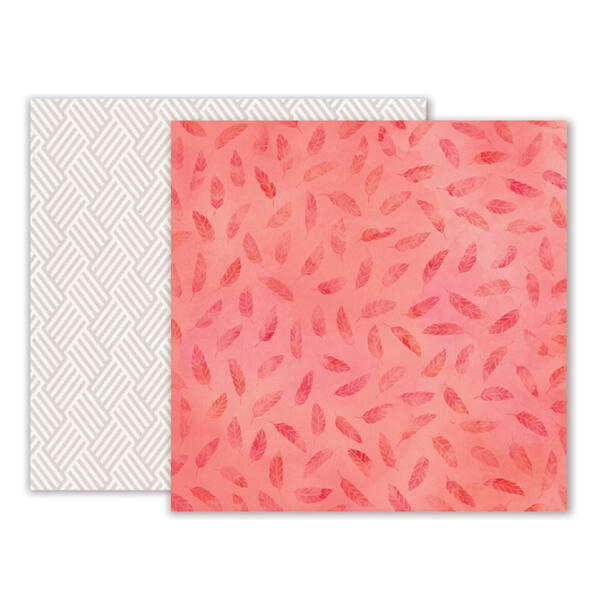 Pink Paislee - Moonstruck 12 x 12 Double Sided Paper - 12