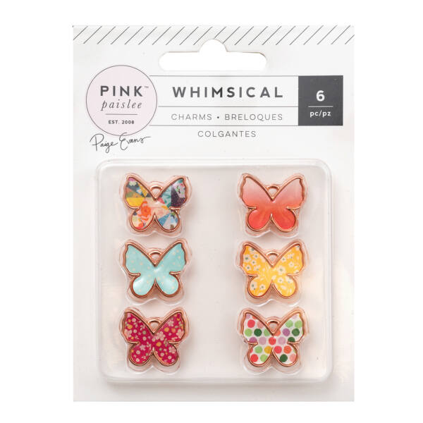 Pink Paislee - Paige Evans Whimsical Charms (6 Piece)