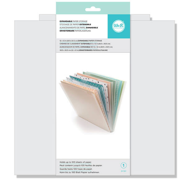 We R Memory Keepers - Expandable Paper Folder